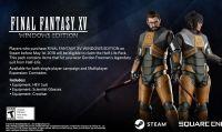 FFXV Windows Edition - Il DLC di Half Life è ora disponibile per tutti