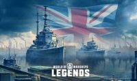 In World of Warships: Legends arrivano le portaerei