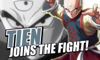 Tien e Yamcha si mostrano nel nuovo video di Dragon Ball FighterZ