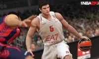 NBA2K14 si congratula con Olimpia Milano