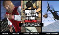 Aggiornamento eventi Freemode di GTA Online del 15 settembre