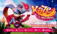Kaze and the Wild Masks è ora disponibile