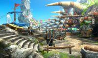 Prime immagini e primo Trailer per Monster Hunter 3 Ultimate