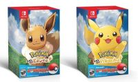 Pubblicato un nuovo trailer di Pokémon: Let's Go, Pikachu! e Let's Go, Eevee!