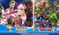 Final Fantasy Brave Exvius - Evento crossover per celebrare l'uscita di Dragon Quest XI