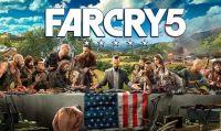 Far Cry 5 comanda la classifica settimanale dei titoli più venduti per console