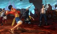 DLC per One Piece Pirate Warriors 2
