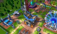 RollerCoaster Tycoon Adventures è ora giocabile anche su Nintendo Switch