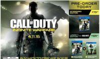 Nuove informazioni su Call of Duty: Infinite Warfare