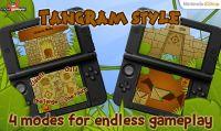 TANGRAM STYLE, un classico per l'estate su Nintendo eShop