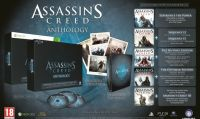 Ubisot presenta Assassin's Creed 3 Anthology
