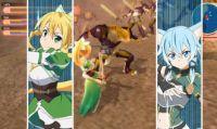 Sword Art Online: Lost Song in Italia per PS4 e Vita
