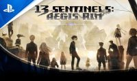 13 Sentinels: Aegis Rim è ora disponibile