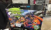 Ecco il bundle 'limited' Wii U + Splatoon