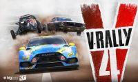 V-Rally 4 è ora disponibile anche su Nintendo Switch