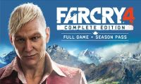 Far Cry 4 Complete Edition - Niente old gen e Xbox One