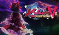 Touhou Kobuto V: Burst Battle a settembre anche su Nintendo Switch