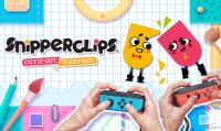 Snipperclips: Cut it out, together! - Ecco il trailer di lancio