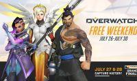 Overwatch giocabile gratuitamente su PC dal 26 al 30 luglio