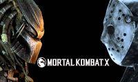 Predator farà parte del roster di Mortal Kombat X