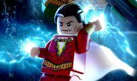Disponibili i Pacchetti Livello 1 e 2 ispirati a SHAZAM! di LEGO DC Super-Villains