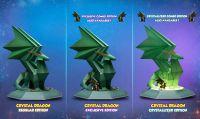 Vi presentiamo la statuina del Crystal Dragon di Spyro