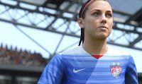 FIFA 16 - Nuove esultanze e le Top tra le calciatrici