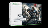 Microsoft svela due nuove Bundle di Xbox One S con Gears 4