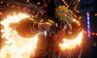 Nuovi screenshot mostrano Bakugo in azione su Jump Force