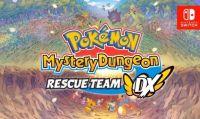 Pokémon Mystery Dungeon: Rescue Team DX - Svelata la dimensione del gioco