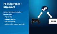 Steam supporterà nativamente il DualShock 4