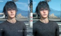 FFXV - Video confronto tra PS4 Pro e PC