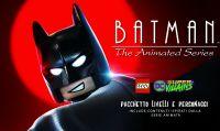 LEGO DC Super-Villains presenta il Pacchetto livello Batman: la Serie Animata