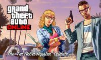 Disponibile 'Non sono un Hipster' per GTA Online