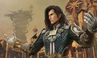 Annunciato il primo personaggio del season pass di Dissidia Final Fantasy NT