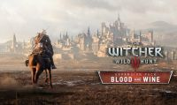 The Witcher 3 - Ecco la cover art ufficiale di Blood and Wine