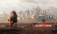 The Witcher 3 - Ecco la cover art ufficiale di Blood and Wine