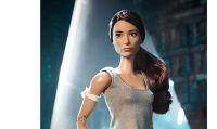 Annunciata la Barbie di Lara Croft