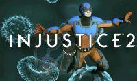 Trailer e Informazioni per Atom, in arrivo su Injustice 2