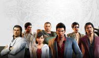 SEGA chiede ai fan di votare il personaggio preferito della serie Yakuza
