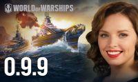 L'ultimo aggiornamento vede l'arrivo delle nuove corazzate americane nell'universo di World of Warships
