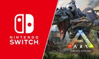 ARK: Survival Evolved è disponibile anche su Nintendo Switch