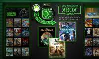 Xbox Game Pass - Disponibili già al lancio i titoli in esclusiva per Xbox One