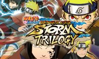 La Naruto Shippuden Ultimate Ninja Storm Trilogy approda su Switch