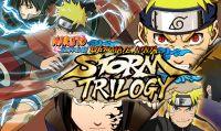 La Naruto Shippuden Ultimate Ninja Storm Trilogy approda su Switch