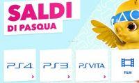 Sony a Pasqua diventa ancora più buona e dà il via agli sconti sul PS Store