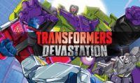 Transformers Devastation: Trailer dal Comic-Con International di San Diego