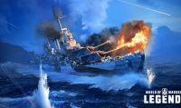 World of Warships: Legends celebra l'arrivo dei contenuti di Warhammer 40.000