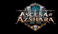 World of Warcraft - Disponibile Ascesa di Azshara, il nuovo aggiornamento di Battle for Azeroth