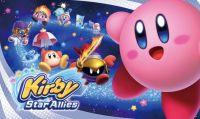 Un focus sulle abilità nei nuovi video di Kirby Star Allies